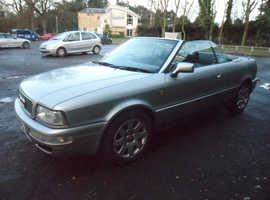 Audi Cabriolet, 1999 (T), 2.6 V6