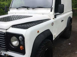 Land Rover DEFENDER 110, 1997 (P) 4x4, Manual Diesel, 162,000 miles