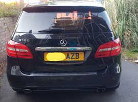 Mercedes B-CLASS, 2014 (14) Black MPV, Manual Petrol, 58,423 miles