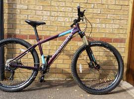 Boardman MHT 8.6 ladies mountain bike - almost new