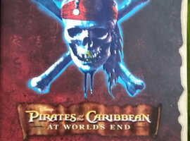 Pirates of the Caribbean book of film