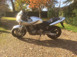 Honda CBF 600  low mileage