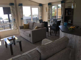 LUXURY 3BEDROOM LODGE FOR RENT AT LADRAM BAY