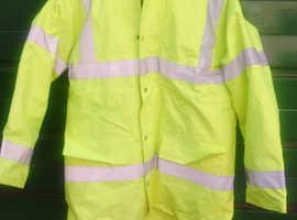 Hi-Viz Padded Jacket
