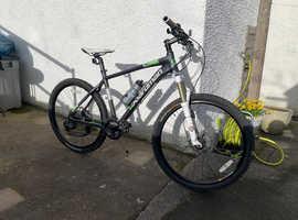 Team boardman mountain bike