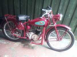 James Comet 1951 98cc mint condition