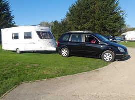 Swap tourer and 7 seater MPV 4 MOTORHOME