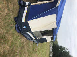Suncamp trailer tent