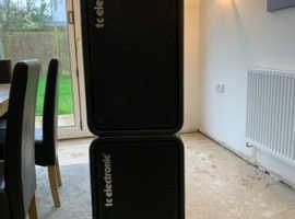 TC Electronic bass rig
