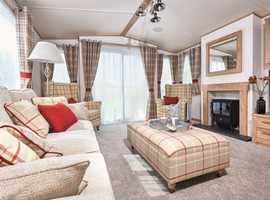 Lodge for sale 2 bedroom near Kendal - LA8 - Park Open all Year for lodge owners! Cumbria South Lakes Lake District