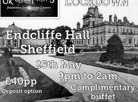 Ghost Hunt at Endcliffe Hall