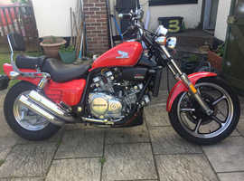 Honda Supermagna Rare Machine In Top Superb Condition. FULLY OVERHAULED By Enthusiast.
