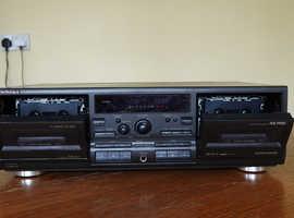 Technics RS TR474 Twin Tape Deck