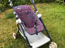 Free Maclaren Stroller