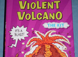 Horrible Science 'Violent Volcano' Kit (new)