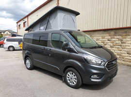 FORD CUSTOM LE TOUR BY WELLHOUSE DOUBLE CAB VAN 5 SEATER
