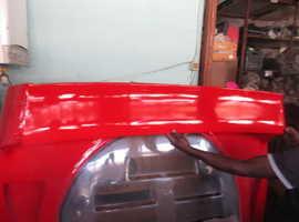 Rear hood spoiler Ferrari F40
