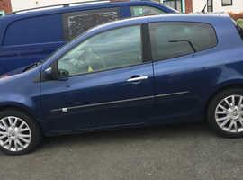 Renault Clio Dynamique, 2006 (55) , 1.4 Petrol, 65,430 miles Fresh MOT