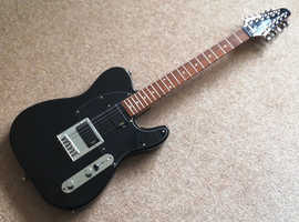 Rare 12-String Telecaster type electric guitar