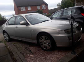 Rover 75, 2005 (05) Gold Saloon, Automatic Diesel, 145 miles