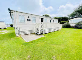 BEAUTIFUL PRE OWNED CARAVAN WITH DECKING ON THE SOUTH COAST CALL JOSHUA ON - FINANCE IS AVAILABLE