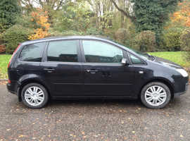 FORD C-MAX 2.0 GHIA 6 SPEED DIESEL 1 OWNER SINCE 2010 MOT SERVICE HISTORY VERY CLEAN RELIABLE CAR