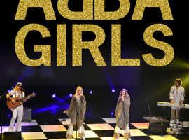 ABBA Gilrs Duo - Nuneaton