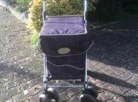 Shopping Trolley - Genuine Deluxe Sholley (Regular) - Mulberry Design
