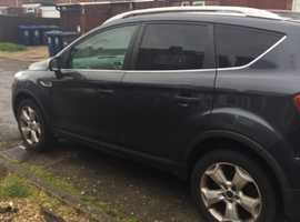 Ford Kuga, 2008 (08), Manual Diesel, 105,000 miles