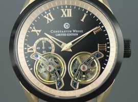 Constantin wiesz watch model no17s107cw