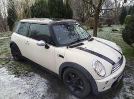 Mini MINI, 2004 (54) White Hatchback, Manual Petrol, 116,712 miles