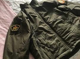 Russian Military jacket Vytjaz 182/52