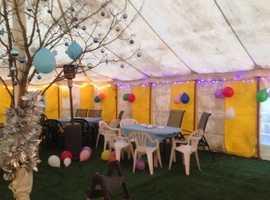 Marque big tent