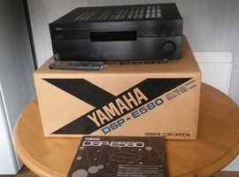 Yamaha DSP-E580 Digital Sound Field Processor