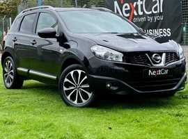 Nissan Qashqai 2.0 Tekna Edition Fabulous in Black! Only 1 Previous Keeper