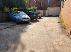 Off-street parking space available close to city centre £50pcm