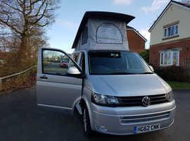 2012 Fully converted VW camper van