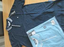 MENS CLOTHES/TOPS ALL NEW SEE AD