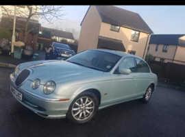 Jaguar S-TYPE, 2001 (51) Silver Saloon, Automatic Petrol, 140,000 miles