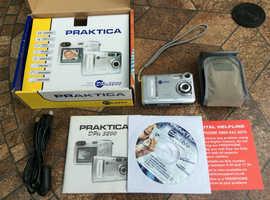Digital Praktica DPix3200 camera