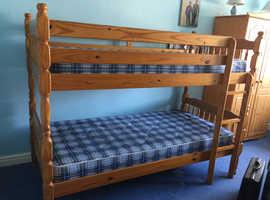 Bunk beds FREE