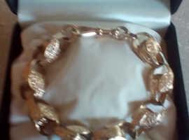 Lobster Claw Bracelet