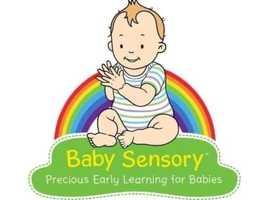 Baby Sensory Classes!