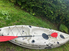 Galaxy fishing kayak