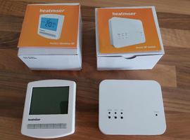 Heatmiser RF thermostat
