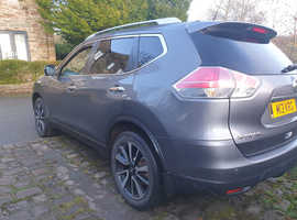 Nissan X-TRAIL, 2016 (16) Grey Estate, Manual Diesel, 46,000 miles