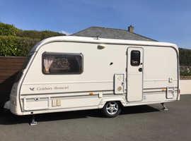 Avocet 2 berth touring caravan