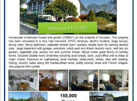 Gorgeous house for sale Brittany, France