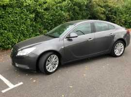 Vauxhall Insignia, 2011 (11) Grey Hatchback, Automatic Diesel, 39,304 miles