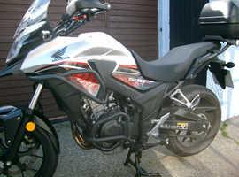 honda cb500x excellent condition